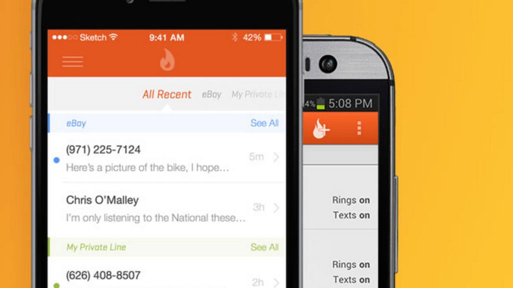 Burner app