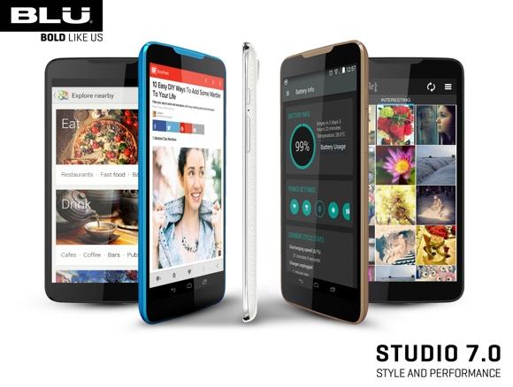 blu studio 7