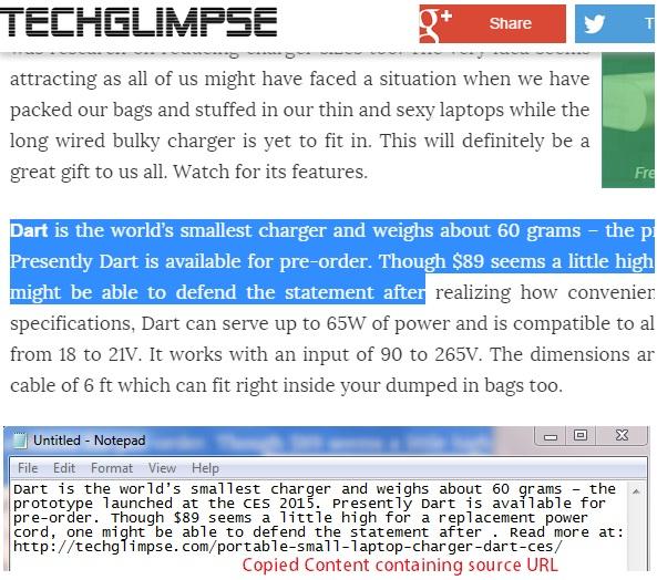 Capture copied text javascript