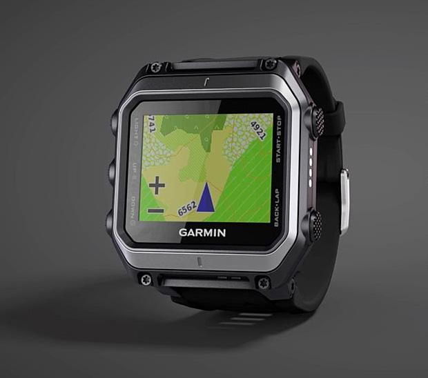 Ces 2015 The Smartwatch Trinity By Garmin The Fenix 3