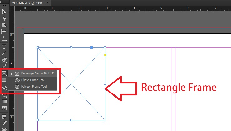 Image result for ellipse tool indesign