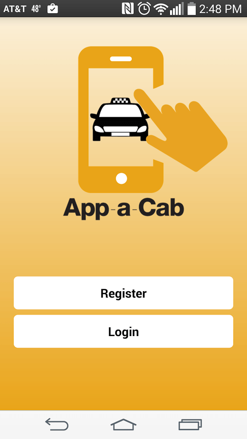 Taxi apps