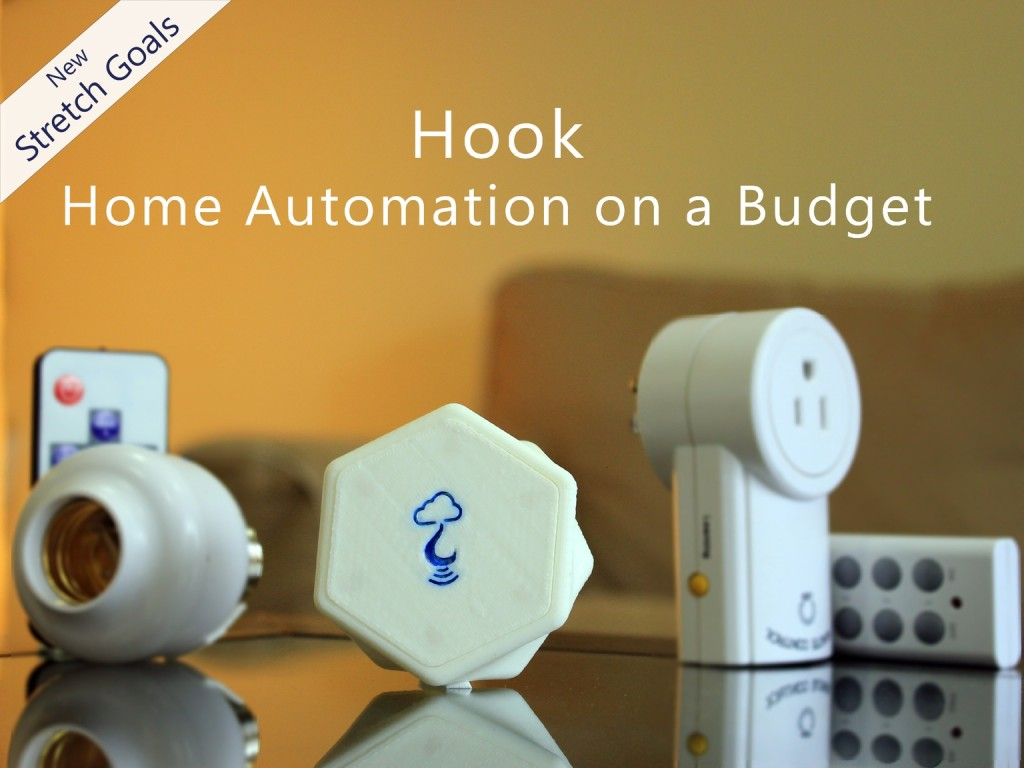 Hook-Home automation