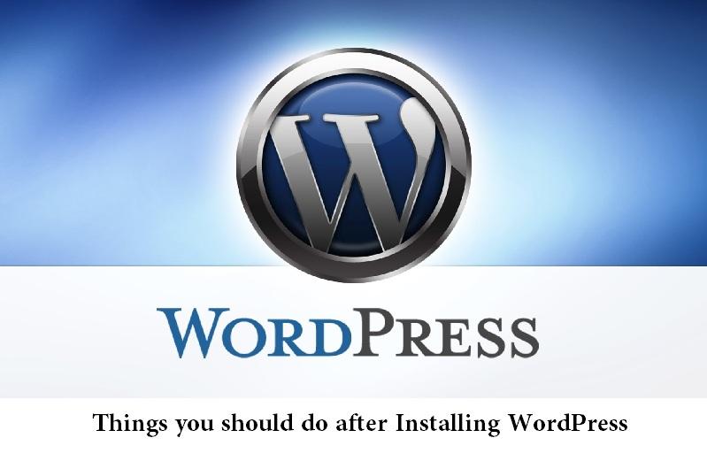 WordPress security and tweaks