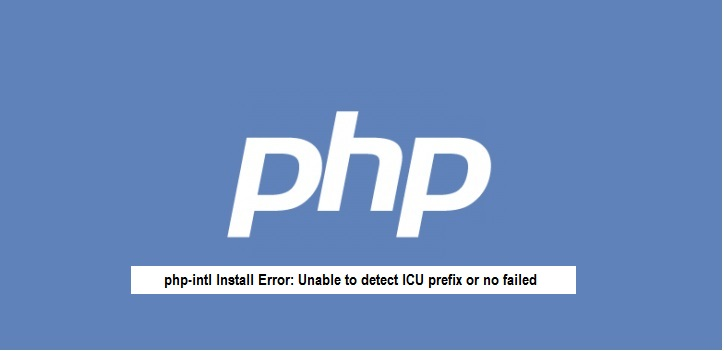 linux install php-intl extension