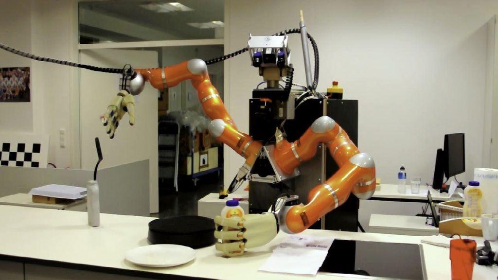 Robohow's robot
