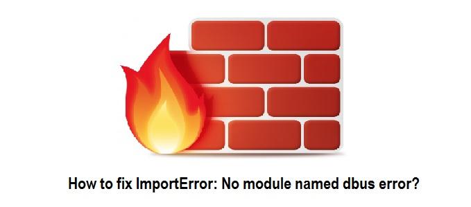 system-config-firewall error