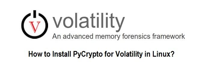 install-pycrypto-linux