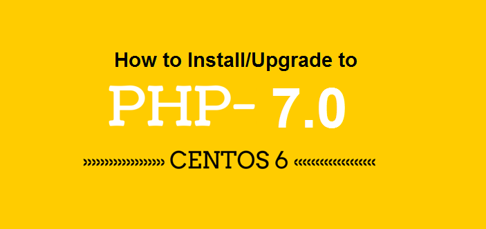 Upgrade PHP on CentOS