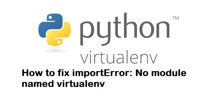 import error linux
