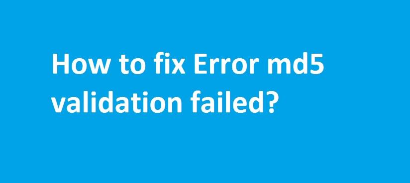 python install error