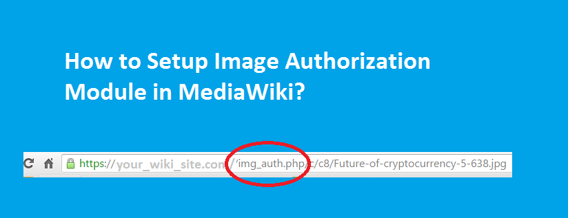 mediawiki img_auth