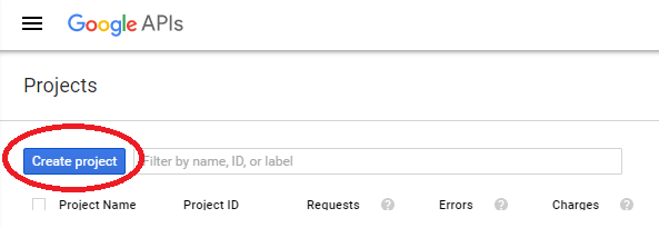 YouTube Data API