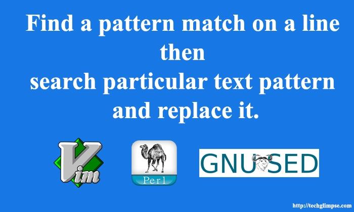 Linux - pattern match