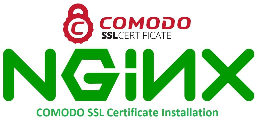 COMODO SSL certificate installation in nginx