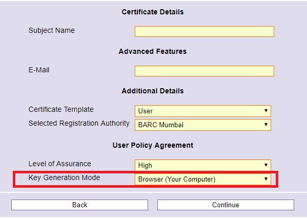 Signature verification failed