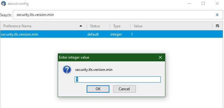 Thunderbird-security-peference-editor